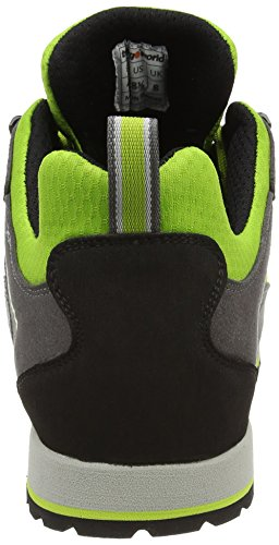 Trango - Shangu 003 - Chaussures, mixte adulte Grey / Vert