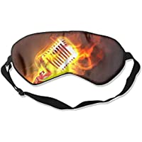Eye Mask Eyeshade Fantasy Microphone Sleep Mask Blindfold Eyepatch Adjustable Head Strap preisvergleich bei billige-tabletten.eu