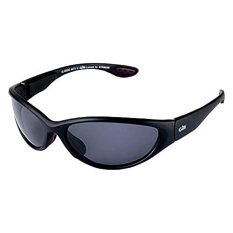 2018 Gill Classic Sunglasses Matt Black 9473