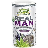 Dr. Sprout Real Man Shake, Mezcla de Semillas ricas en nutrientes - 250 gr