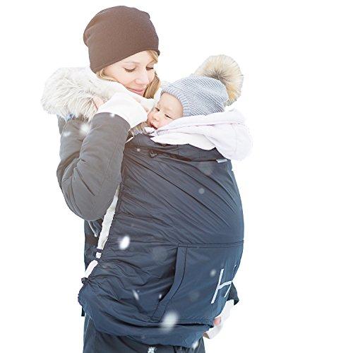 Foto de Hoppediz - Cobertor 3n1 para portabebés