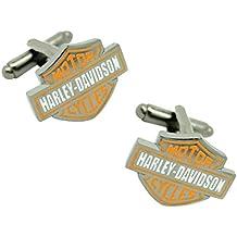 MasGemelos - Gemelos Moto Harley Davidson Cufflinks