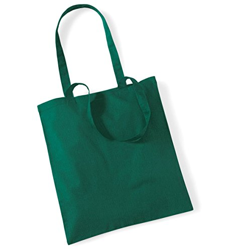 Westford Mill Shopping Bag For Life. Emerald