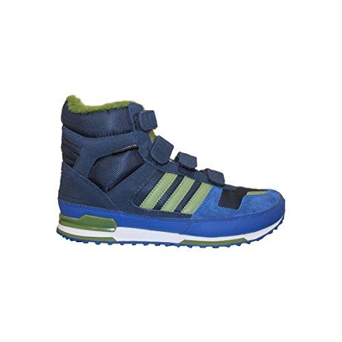Adidas Originals Zx Winter Cf K Bleu M17948