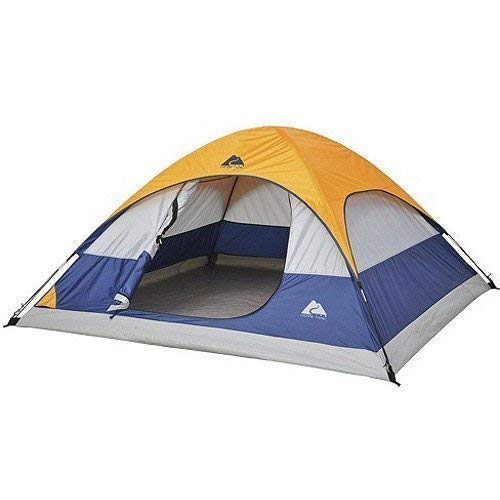 SMILE 6 Person Portable Picnic Camping Tent Portable Waterproof Tent Outdoor and Camping Tent (for 6-8 Person)