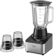 Panasonic Blender, 800W, MX-KM5070, Silver, Crushes Ice, 1 Yr Warranty
