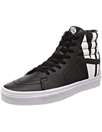 b98aa45509 Vans Unisex Sk8-Hi Sneakers