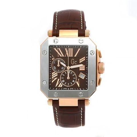 Gc - Homme - I50001G1 - Se2 - Quartz Chronographe