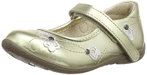 Umi Alexa, Mary Janes fille Or (Gold)