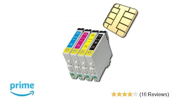 20 Druckerpatronen kompatibel für Epson Stylus DX4850: Amazon.de ...