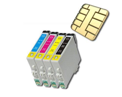 20 Druckerpatronen kompatibel für EPSON Stylus C64 C66 C84 C86 CX3600 CX4600 CX6600 -