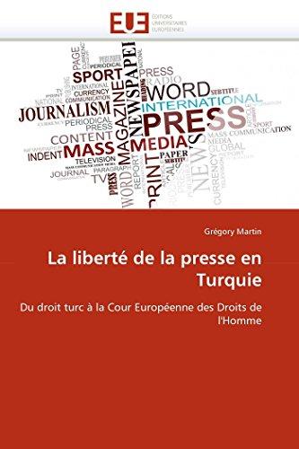 La liberté de la presse en turquie
