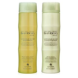 Alterna Bamboo Shine Luminous Shine Shampoo & Conditioner Duo 8.5 Oz