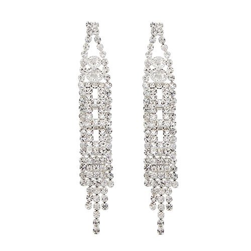 rosemarie-collections-femme-strass-frange-statement-boucles-doreilles-en-forme