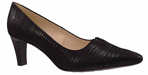 Peter Kaiser Madeleine Women's High Heel Court Shoe Schwarz