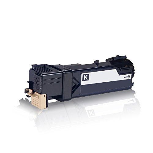 6128mfp/n Phaser (kompatible Tonerkartusche für Xerox Phaser 6128 6128MFP 6128 MFP N Xerox Phaser 6128MFPN Black Schwarz Noir BK K 106R01455)
