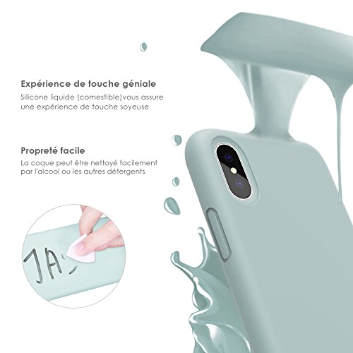 coque jasbon iphone x