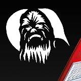 Couleur de Voiture Autocollants dans votre choix Chewbacca pour les fans Star Wars...