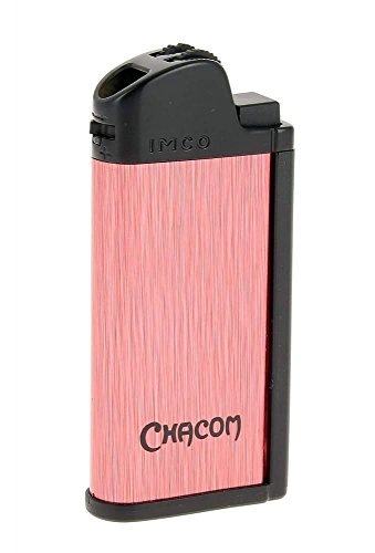 IMCO Pipa Lighter Chacom Rosso e Accessori