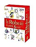 Coffret Le Robert illustré 2019 & son dictionnaire en ligne...