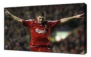 Liverpool Steven Gerrard 1 - Image Sur Toile