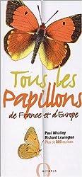 Tous les papillons de France et d'Europe