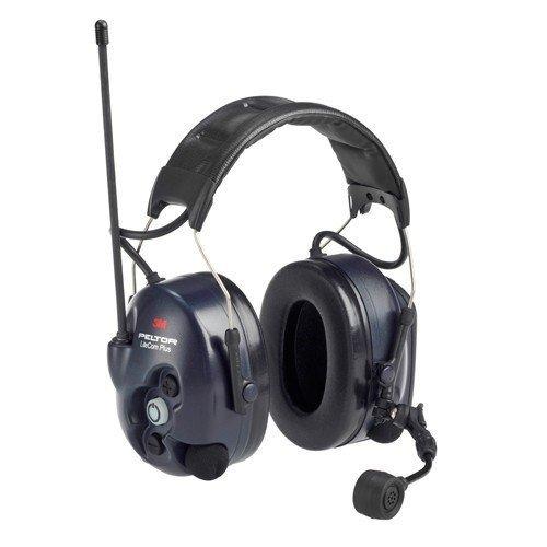 3 M mt7h7 a4410-eu stereofonico Pavillon auriculaire noir, bleu écouteurs