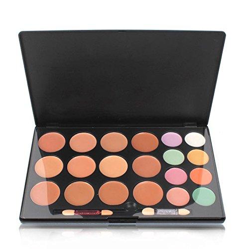 Hrph 20 couleurs professionnel Contour Crème Visage Maquillage Correcteur Palette Poudre
