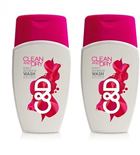 Midas Care Clean And Dry Daily Intimate Wash 100Ml (Pack Of 2)  available at amazon for Rs.270