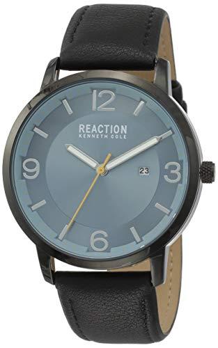 Kenneth Cole Reaction RK50600003 - Reloj de Pulsera para Hombre