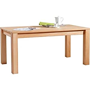 LINEA nATURA table-marron - 160 x 260 x 75,5 cm bois