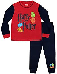 Harry Potter Pijamas de Manga Larga para Niños Hogwarts