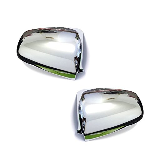 akhan-csk04-chrome-miroir-capuchons-spiegelabdeckung-convient-pour-audi-a4-2001-2008