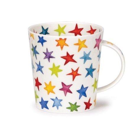 Dunoon tasse porcelaine fine starburst 320 ml