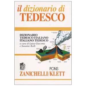 Il dizionario di tedesco. Dizionario tedesco-itali