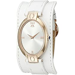 Jivago Women's 'Good luck' Swiss Quartz Stainless Steel Casual Watch (Model: JV1833)