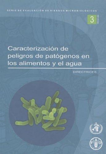 Evaluacion de Riesgos de Listeria Monocytogenes En Alimentos Listos Para El Consumo: Resumen Interpretativo (Serie Evaluacion de Riesgos Microbiologicos) por Food and Agriculture Organization of the United Nations