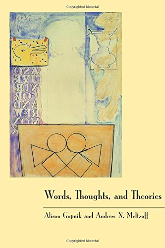 Words, Thoughts, and Theories (Learning, Development, and Conceptual Change) por Alison Gopnik