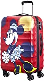 American Tourister Palm Valley Disney Kinder 4-Rollen-Trolley 77 cm, Minnie