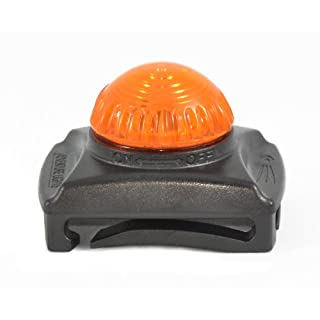 Adventure Lights Guardian Hunting Dog Light, Orange
