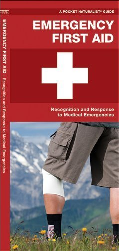Emergency First Aid: Recognition and Response to Medical Emergencies (Pocket Tutor Series) by Kavanagh, James (2010) Pamphlet