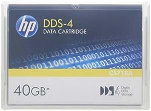 HP C5718A DDS-4 40GB 150m Data Cartridge