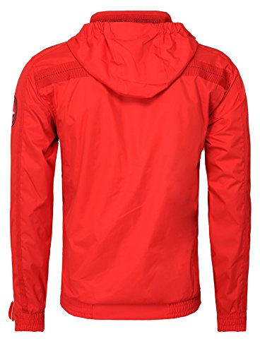 Geographical Norway -  Giacca - Uomo Rosso