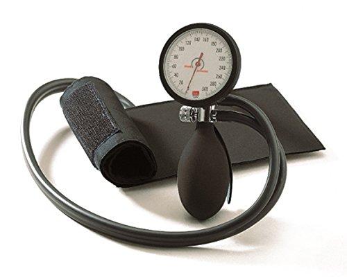 boso Clinicus II mit Klettenmanschette, Durchmesser 60 mm, schwarz, 1 Stück