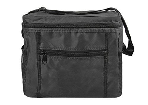 Kühltasche,Eistasche,Wasserdichte Lunch Tasche Isolierte Thermo Picknicktasche für Lebensmitteltransport