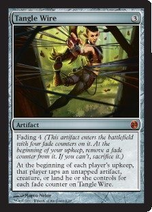 Magic: the Gathering - Tangle Wire - From the Vault: Twenty - Foil by Magic: the Gathering Tangle Wire