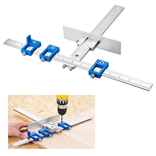 Detachable Hole Punch Jig Tool Drill Guide