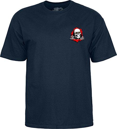Preisvergleich Produktbild Herren T-Shirt Powell Peralta Support Your Local Skate Shop T-Shirt