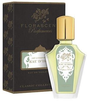 Flora cents – Parfum de poche Eau d''iris 15 ml