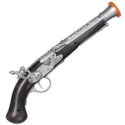 Accessoire de costume - Pistolet antique 35 cm